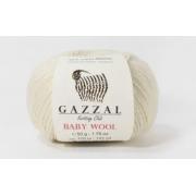 Пряжа Baby Wooll Gazzal 829 (Турция)