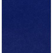 Фетр Китай жесткий 20х30 см 1мм Синий