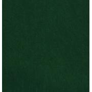 Фетр Китай жесткий 20х30 см 1мм Темно-зеленый