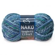 Пряжа Nako Spagetti Effect 7602 (Турция)