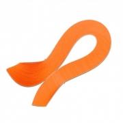 Полоски для квиллинга C-01-07-100 (7 мм 100 шт.) 09 апельсиновый
