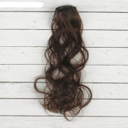Волосы - тресс для кукол «Кудри» длина волос: 40 см, ширина: 50 см, №8