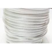 Шнур отделочный GC-020A 2мм белый 001 (2м)