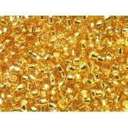 Бисер TOHO 11/0 круглый 5 граммов 0022 св.золотистый