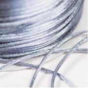 Шнур отделочный GC-020A 2мм светло-серый 003 (2м)