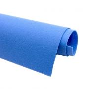 Фетр Корея FKR10-33/53 мягкий 33х53 см 1 мм Голубой rn46