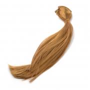Волосы-тресс для кукол «Прямые» длина волос: 40 см, ширина: 50 см, №18