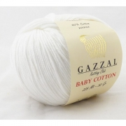 Пряжа Baby Cotton Gazzal 3432 (Турция)