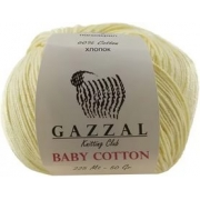Пряжа Baby Cotton Gazzal 3413 (Турция)
