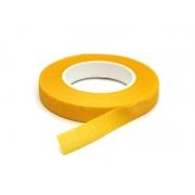 Тейп-лента для флористики 27.43м желтая