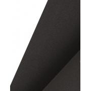 Фоамиран 1 мм 49х49 см Черный (Китай)