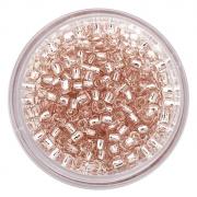 Бисер TOHO 10/0 круглый 5грамм 0031 бл.розовый