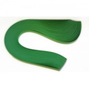 Полоски для квиллинга 01-05-100 (5мм 100 шт.) 30 зеленый