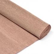 Гофрированная бумага №17е/1 0.5х2.5м серо-розовая