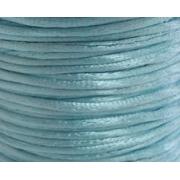 Шнур отделочный GC-020A 2мм голубой 129 (2метра)