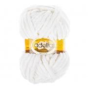 """Пряжа """"Dolly"""" 01 (Adelia)"""