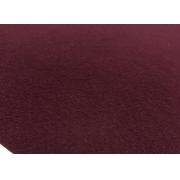 Фетр Китай жесткий 30х21 см 2мм бордовый №057 (1 лист)