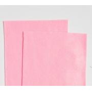 Фетр Китай мягкий  20х30 см 1мм светло-розовый № 023 (2 листа)