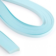Полоски для квиллинга 01-05-100 (5мм 100 шт.) 20 светло-голубой