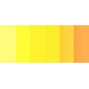 "Полоски для квиллинга ""Желто-оранжевый микс"" 06-03-150 (3 мм 150 шт.)"
