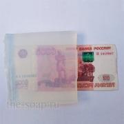 Мыльная основа Brilliant прозрачная SLS Free (Россия) 0.5кг