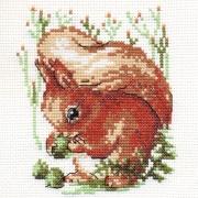 """Набор для вышивания """"Белка"""" 3-046 10х12см"""