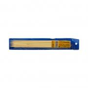 Спицы 5-компл. BC2 бамбук 20 см 4.5 мм