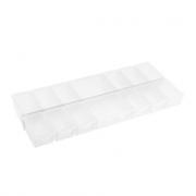 Коробка для швейных принадлежностей OM-043 прозрачный