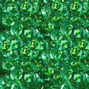 Пайетки ZL 6 мм 10 г Зеленый №04