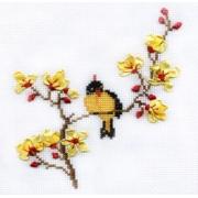 """Набор для вышивания """"Весенняя песня"""" Д-0436"""