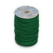 Шнур эластичный 2мм EC-20 зеленый (3метра)