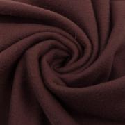 Флис 50х50 см 230г/м2 темно-коричневый