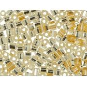 Бисер TOHO 11/0 TRIANGLE 5грамм 0022 св.золотистый
