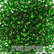 Бисер 10/0 E162 5г зеленый