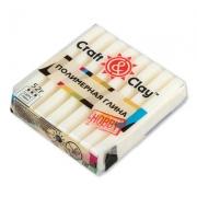 Полимерная глина Craft&Clay 52г. полупрозрачный 1003
