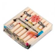 Полимерная глина Craft&Clay 52г. телесный светлый 1004