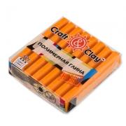Полимерная глина Craft&Clay 52г. оранжевый