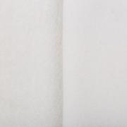 Плюш PLF 50х50 см белый
