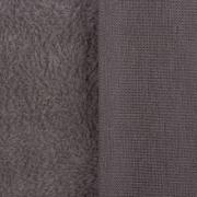 Плюш PLF 50х50 см 17-1501 светло-серый