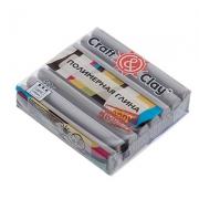 Полимерная глина Craft&Clay 52г. жемчужно-серый
