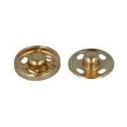 Кнопки пришивные KLM-150 15мм (10шт.) золото