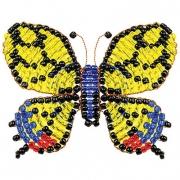 "Набор для плетения из бисера  ""Бабочка махаон"" АА 05-555"
