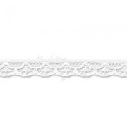 Кружево LCE-11 15 мм №301 белое