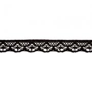 Кружево LCE-11 15 мм №325 черное