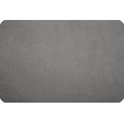 Искусственная замша Cuddle suede 35х50см серый