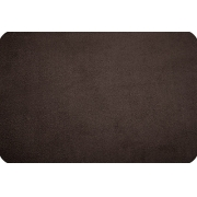 Искусственная замша Cuddle suede 35х50см темно-коричневый