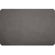 Искусственная замша suede 35х50см темно-серый