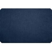 Искусственная замша suede 35х50см темно-синий