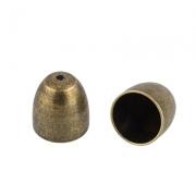 Концевик FMK-E06 9.5х10мм (2шт.) бронза