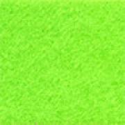 Фетр Корея FKR10-33/53 мягкий 33х53 см 1 мм ярко-салатовый a29